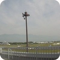 Matsumoto Airport webcam