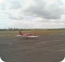 Aerodrome de Muret-Lherm Airport webcam