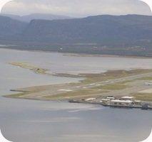 Lufthavn Alta Airport webcam