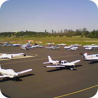 Auburn Municipal Airport webcam