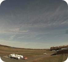Charlo Airport webcam
