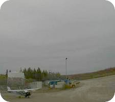 Fort Albany Airport webcam