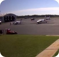 Gainesville Regional Airport webcam