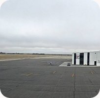 Kearney Regional Airport webcam