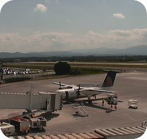 Roanoke Regional Airport webcam