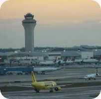 Detroit Metropolitan Airport Webcam
