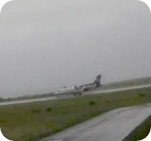 New Plymouth Airport webcam