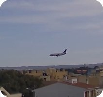 Palma de Mallorca Airport webcam