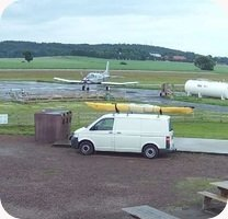 Flyplass Tonsberg Airport webcam