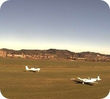 Aviosuperficie Valdera Airfield webcam