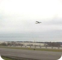 Renton Municipal Airport webcam