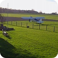 Tibenham Airfield webcam