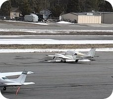 Big Bear City Airport webcam