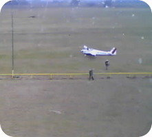 Flugplatz Herrenteich Airfield webcam