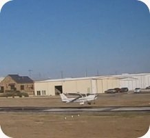Northwest Regional Airport webcam