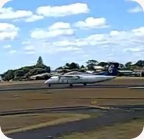 Whangarei Airport webcam
