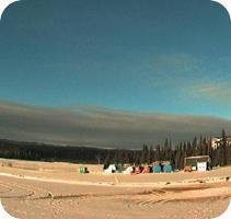 Carmacks Airport webcam
