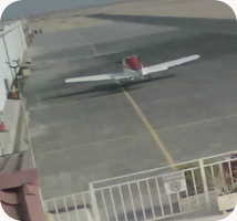 Al Khor Airport webcam