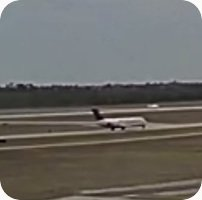 Gulfport-Biloxi Airport webcam
