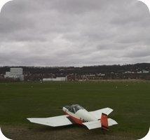 Aerodrome Les Mureaux Airport webcam