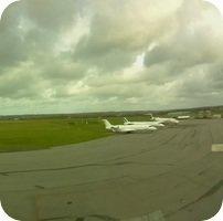 Aeroport des Morlaix-Ploujean Airport webcam