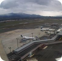Rogue Valley Medford Airport webcam