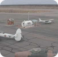 Dona Ana County Santa Teresa Airport webcam