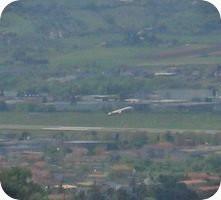 Aeroport Pescara-Abruzzo Airport webcam