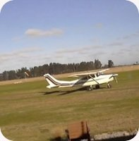 Rangiora Airport webcam