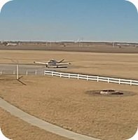 Rochelle Municipal Airport webcam