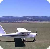 Aerodrome de Brioude-Beaumont Airport webcam