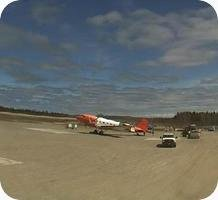 Cat Lake Airport webcam
