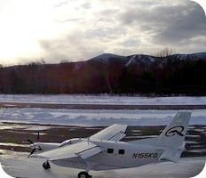 Deerfield Valley Regional Airport webcam