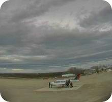 Fort Hope Airport webcam