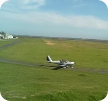 Aerodrome de Montpellier Candillargues Airport webcam