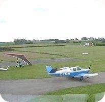 Flugplatz Neuburg-Egweil Airport webcam