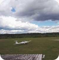 Flugplatz Schwandorf Airport webcam