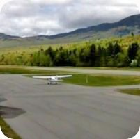 Sugarloaf Carrabassett regional Airport webcam