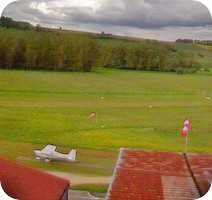 Flugplatz Binningen Airport webcam
