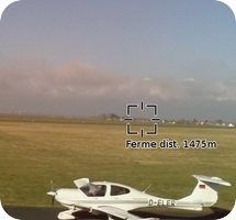 Aerodrome de Nangis-Les Loges Airport webcam