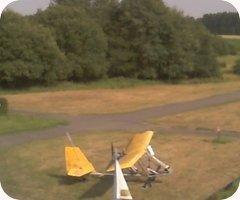 Flugplatz Ailertchen Airport webcam