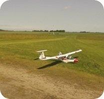 Aerodrome de Bernay Saint Martin Airport webcam