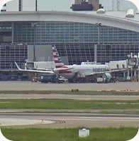 Dallas Fort Worth Airport webcam