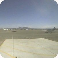 North Las Vegas Airport webcam