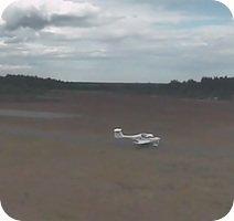 Lentokentta Nummela Airport webcam