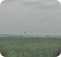 Washington Dulles International Airport webcam