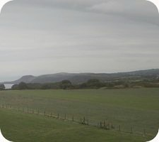 Aberporth West Wales Airport webcam