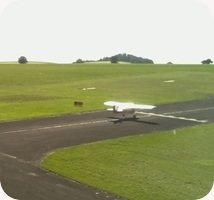 Aerodrome de Riberac-Tourette Airport webcam