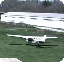 Western North Carolina Air Museum Airport webcam