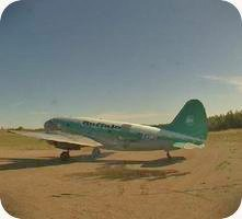 Tulita Airport webcam